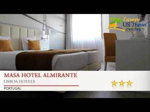 Masa Hotel Almirante - Lisboa Hotels, Portugal