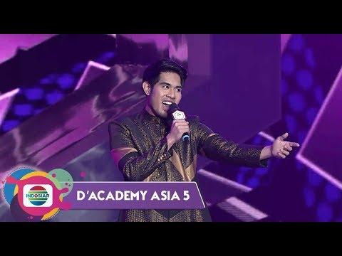 "LANTANG!!! Renz Fernando - Philippines Panggil ""Zakia""- D'Academy Asia 5"