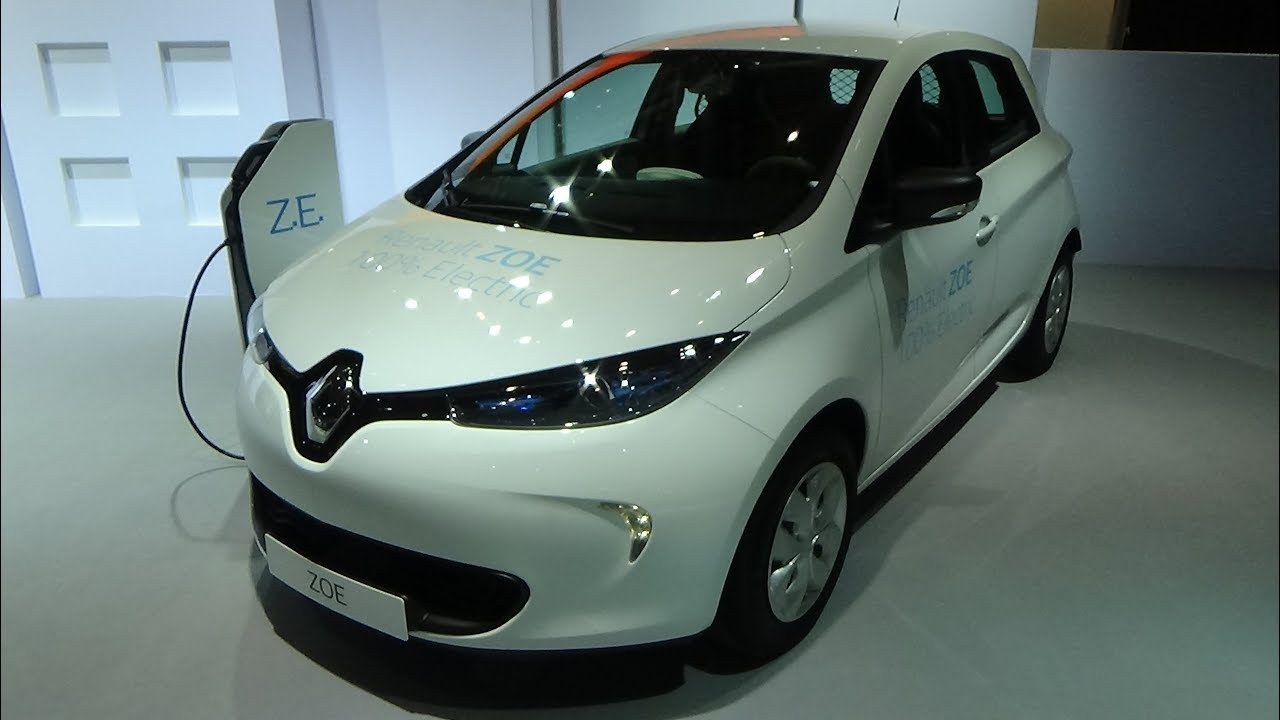 2019 renault zoe exterior and interior iaa hannover 2018 youtube. Black Bedroom Furniture Sets. Home Design Ideas