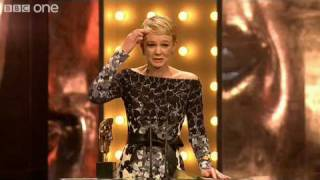 Carey Mulligan wins Best Actress BAFTA - The British Academy Film Awards 2010 - BBC One