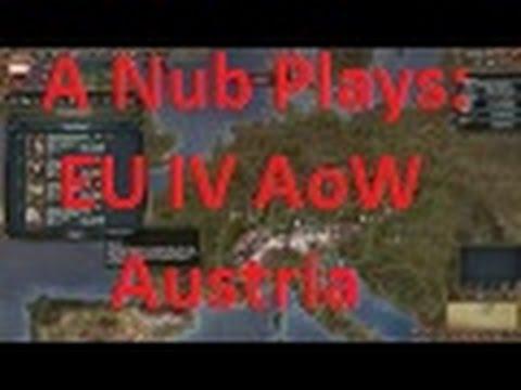 Europa Universalis 4 Art of war DLC Austria campaign, A nubbin' gives it a shot! - 1 / 7 |