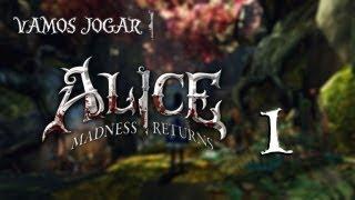 Alice Madness Returns Gameplay - Começo Macabro Ep.1