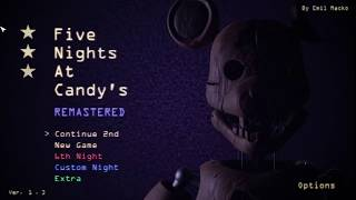 Five Nights at Candy's: Remastered (Part 1/Night 1)