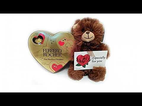 best-valentines-day-reviews!-ferrero-rocher-heart,-10-count