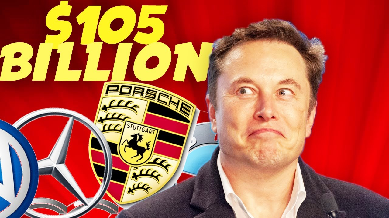 Elon Musk has officially hit the first milestone of his $55 billion ...