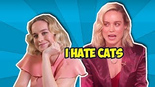 Baixar brie larson making people like her for 8 minutes straight