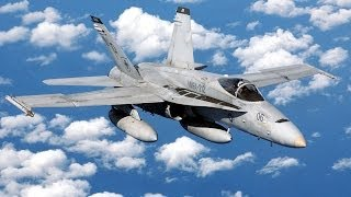 Video Boeing F/A-18 Hornet Anatomy of the FA-18 Hornet Fighter Attack Airplane download MP3, 3GP, MP4, WEBM, AVI, FLV Juli 2018