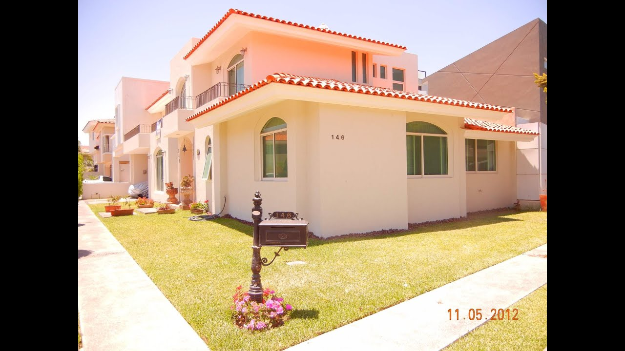 Casas en guadalajara venta jard n real youtube for Table de jardin chez casa