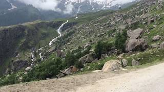Way to Leh Ladakh from Manali, Kullu Manali Tour, Himachal Pradesh Bike Trip 2015