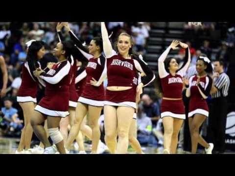 Harvard Crimson Cheerleading Tryouts 2015-2016