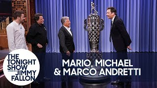 Mario, Michael and Marco Andretti on Their INDYCAR Racing Family Dynasty