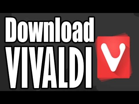 Vivaldi browser free download for power users 2015