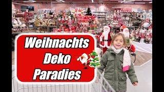 Lamiya im Weihnachts Paradies - Papa allein mit 3 Kindern - Vlog#1059 Rosislife