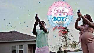 The Carter Family Baby Gender Reveal Official Video