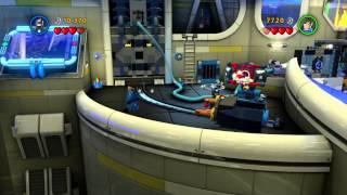 LEGO Marvel Super Heroes 2 серия ( очень смешно смотреть до конца)