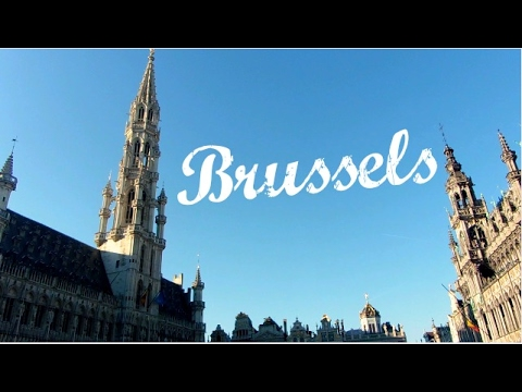 BRUSSELS, when traveling to brussels!