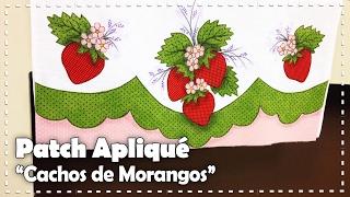 BARRADO CACHOS DE MORANGOS com Márcia Caires