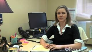 Jennifer Leonard L'04 on Penn Law's unique professionalism programming