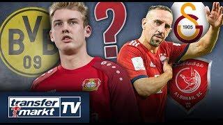 Gerüchteküche: Brandt-Berater verhandelt mit BVB – Wohin zieht es Ribéry? | TRANSFERMARKT