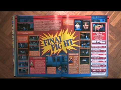 Les magazines de jeux vidéo de mon enfance