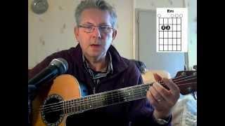 Apprendre la guitare - San Francisco - Maxime Le Forestier