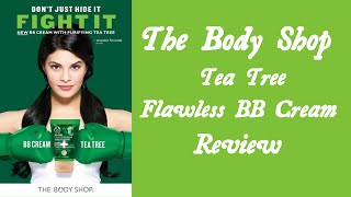 The Body Shop BB Cream Review Thumbnail