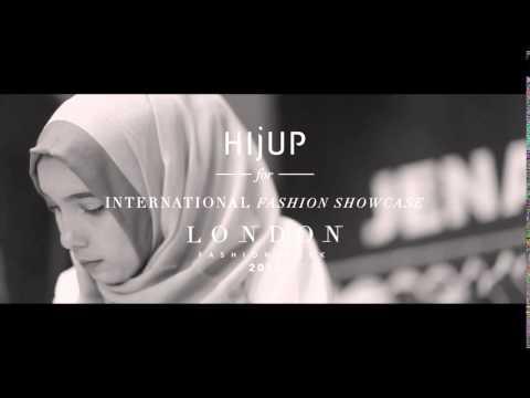 Coming Soon: HIJUP.com for International Fashion Showcase London Fashion Week 2016