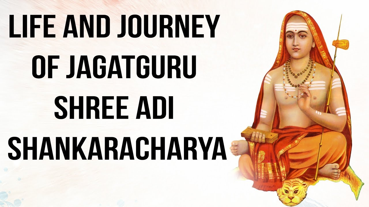 Biography Of Adi Shankaracharya Pdf