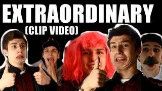 Marc-Edouard: Extraordinary (clip vidéo)