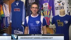 VfL Bochum Trikotsammlung - Sky vom 27 9 2012