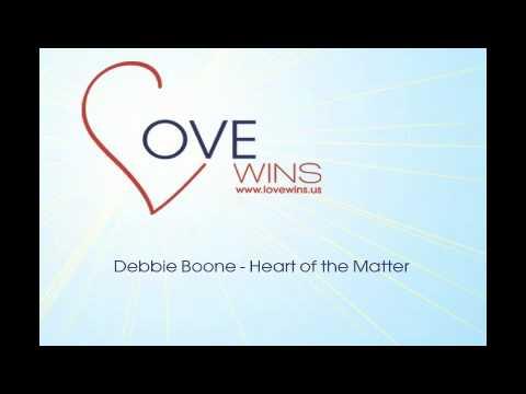 DebbieBoone - Heart of the Matter