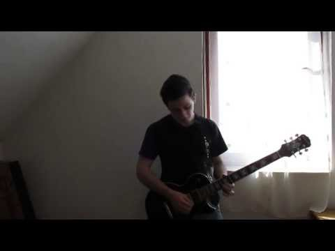 Pink - Just Give Me A Reason (guitar instrumental cover by Peter Gergely) [WITH TABS]