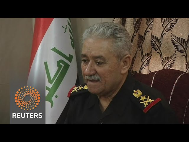 Battle for Mosul will end 'in days' - Iraqi general