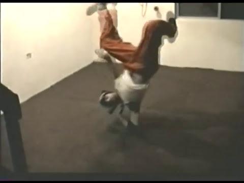 B.boy Fresh Argentina (Frescolate) Break dance Tribal Gear- DMX-Where The Hood At