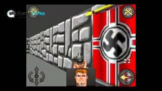 Wolfenstein 3D Classic Platinum iOS Gameplay