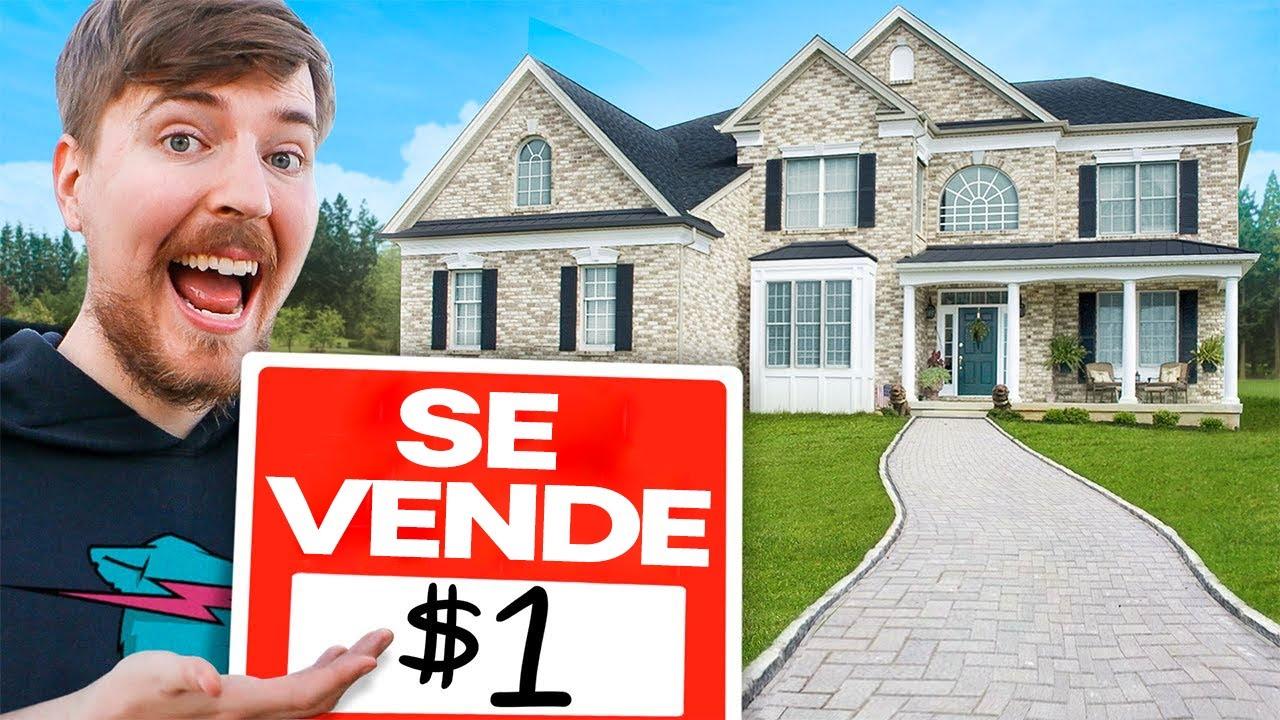 Vendí Mi Casa por $1 Dólar