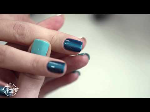 Trendy nails cat's eye kaina