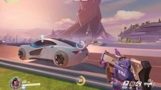 Oasis Car Experiments || Overwatch