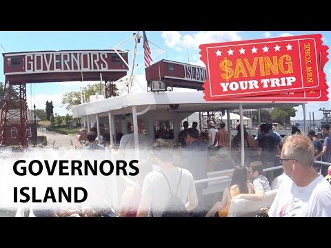Governors Island | New York | Saving Your Trip