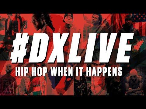 Female Rap Today: Nicki Minaj & Cardi B & Remy Ma, Special Guest: O'Shea Jackson Jr.| #DXLive
