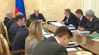 Правительство обсудило, как избавиться от лишних барьеров в Евразийском экономическом союзе.