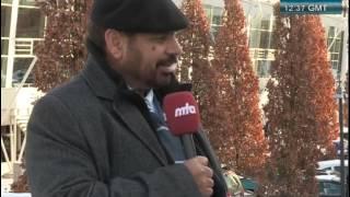 Interview with Chaudhry Zahoor Ahmad (Amir Jamaat Ahmadiyya Hamburg) on 7th December 2012