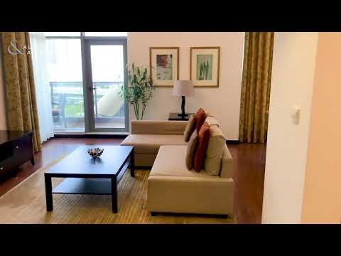1 Bedroom Apartment For Rent In Dubai, Green Lake Tower S1, Jumeirah Lake Towers