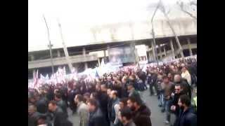 UNM Protest Rally in Tbilisi 21.03.2015