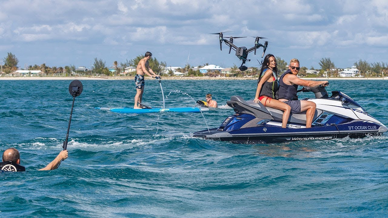 The Making Of A Superyacht Lifestyle Production By Mvp