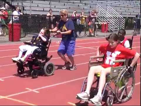 SPECIAL OLYMPICS- Track and Field