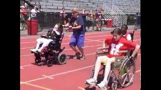 видео Special Olympics