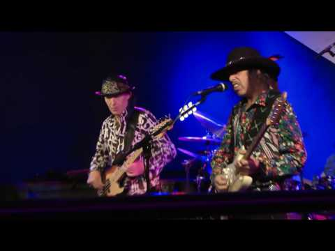 Randy Hansen Band - Burning Desire (Vienna 2016)
