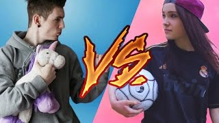 Som Gay ?! :D ● Boy vs Girl ║ Expl0ited a Moma