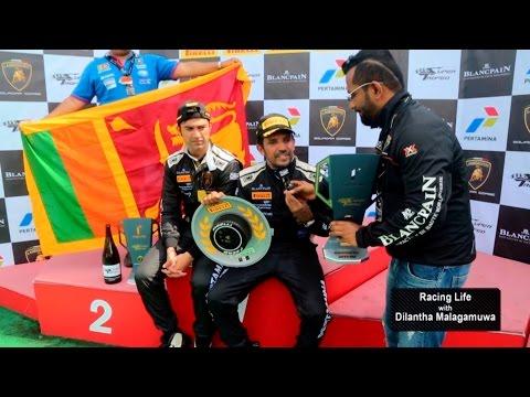 Racing Life with Dilantha Malagamuwa Episode 10 Malaysia